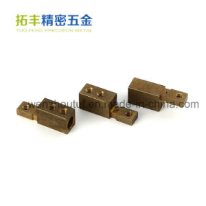 Wire Connector Block Electrical Meter Terminal Blocks pictures & photos
