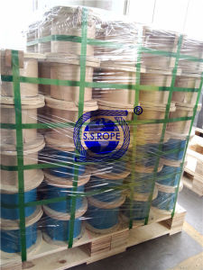 Coated Stainless Steel Rope 7*7-1/1.5mm pictures & photos