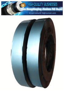 Metallized Polyester Insulation Blue Aluminum Mylar Film for Cable pictures & photos