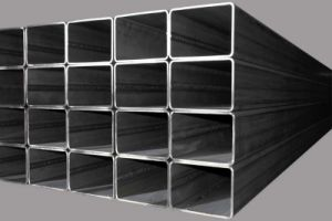 20*20 Black Paint Carbon Square Steel Pipe pictures & photos