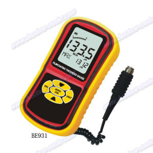 Coating Thickness Gauge with F Probe, Range 0~1800μ M Be930, Be931 pictures & photos