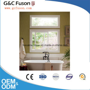 Cheap Aluminum Frame Sliding Balcony Window/Single Glass Window with High Quality pictures & photos