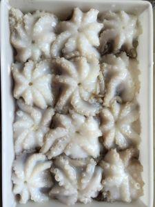 Frozen Chinese Seafood Frozen Octopus Flower
