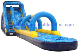 Giant Inflatable Water Slide for Kids and Adults High Quality PVC Water Slide pictures & photos