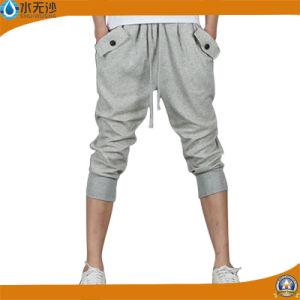 Men′s Straight Fit Cotton Fashion Sport Pants pictures & photos