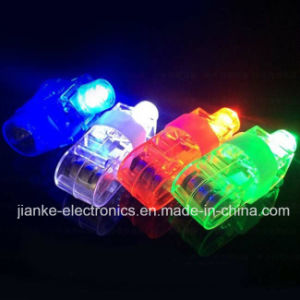 Advertising Logo LED Laser Finger Light with Logo Print (4012) pictures & photos