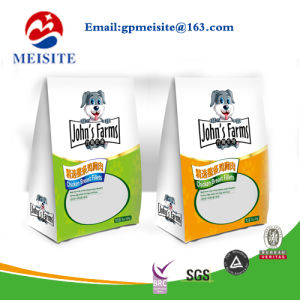 Small MOQ Printing Plastic Zipper Pet Food Package Bag/Ziplock Plastic Pet Food Bag pictures & photos