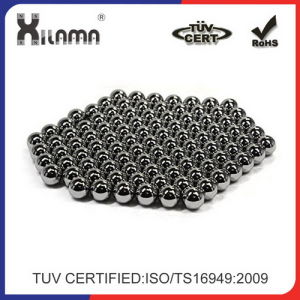 High Quality Sintered N52 Neodymium Ball Magnets pictures & photos