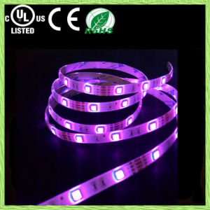 UL Certification RGB LED Flexible Strip, Decoration Furniture Light pictures & photos