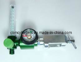 Cga540-Inlet Oxygen Flow Regulator for O2 Cylinders pictures & photos