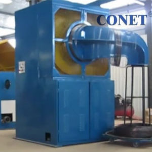 Conet Over Sea Serivece Full Automatic Wire Drawing Machine for Wire From 8mm to 1.2mm with High Speed 12 M/S From China pictures & photos