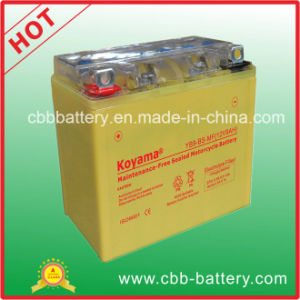 New Design High Quality Motorcycle Battery 12n9-BS- 12V8ah pictures & photos