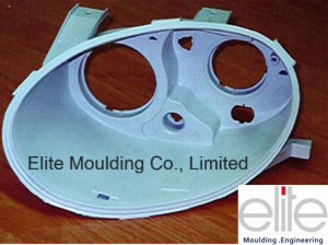 Plastic Car Lamp Parts Injection Moulding and Tooling pictures & photos