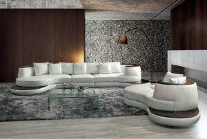 Stylish Modern Living Room Corner Sofa pictures & photos