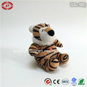 Snore Tiger Plush Soft Sitting Swiss Gift Funny Sounds Toy pictures & photos