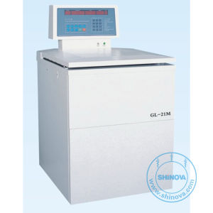 High Speed Refrigerated Floor Centrifuge (GL-21M) pictures & photos