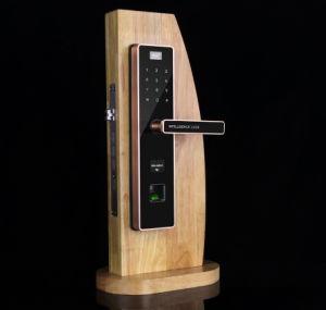 RFID Biometric Fingerprint Password Door Lock pictures & photos