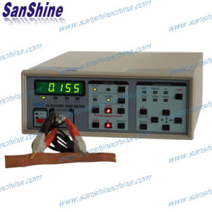 DC Resistance Tester DC Winding Resistance Tester (SSDC502BC) pictures & photos