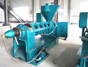 High Proformance Water Cooling System Oil Press Machine pictures & photos