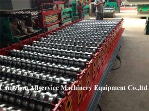 850 Metal Corrugated Sheet Roll Forming Machine