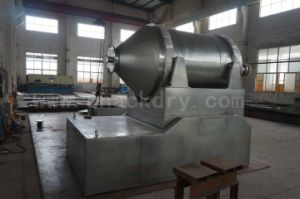 Rotary Drum Two Dimension Powder Mixer pictures & photos