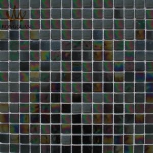 Mix Color Glass Mosaic Tile Crystal Mosaic (MC307) pictures & photos