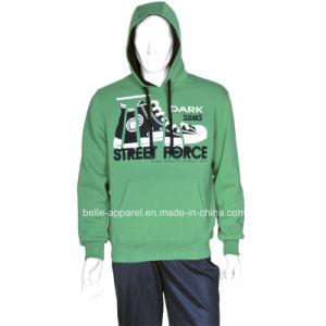 Men′s Sports Wear Print Fleece Sweatshirt pictures & photos