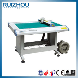 CNC Paper Pattern Cutting Table Sample Cutting Machine (RZCAM-0906) pictures & photos