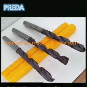 CNC Carbide Long Through Coolant Drills 5xd and 8xd pictures & photos