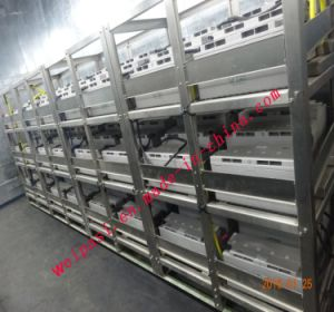 stainless steel for Batteries Steel Frame Battery Rack Charging Rack Custom service Battery Assembling Racks 316L 204 304 pictures & photos