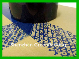 Tamper Proof Security Tape Best Price pictures & photos