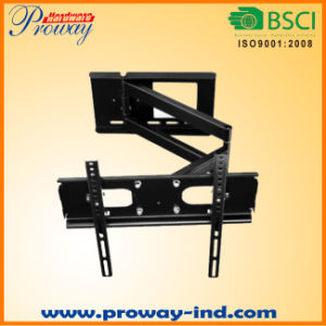 Single Arm Telescopic TV Mount for Plasma LCD LED Tvs pictures & photos