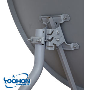 Ku 60cm Satellite Dish Antenna (Universal Mount) pictures & photos