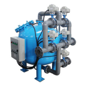 Multi Media Sand Filter of Recycled Water pictures & photos
