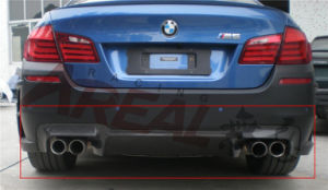 Carrbon Fiber Rear Splitter for BMW F10 M5 2012 (CR02-140-0-2-00) pictures & photos