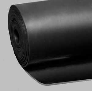 Heat Resistant NBR Rubber Sheet with High Tempature pictures & photos