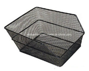 Removable Steel Bicycle Basket for Bike (HBK-131) pictures & photos