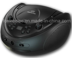 Portable CD MP3 Boombox Player with USB SD Radio pictures & photos
