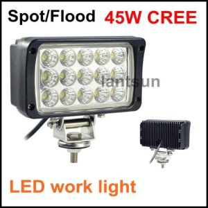 45W LED Work Light for 4X4 Offroad pictures & photos