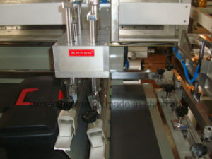 Semiautomatic Screen Printing Machine Sold in Pakistan pictures & photos