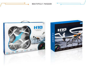 H10 2.4G RC Drone with HD Camera / 2 Mega Pixel / Hover / Latitude Position Hold / 1 Key Go Home / Headless Mode pictures & photos