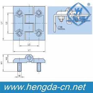 Wooden Door Hinge Cabinet Lock Hinge (YH9359) pictures & photos