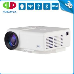 Mini LED Projector 800X480 Pico Projector with High Quality (M3) pictures & photos