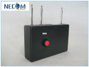 Newest 100 Meters High Power Portable Quad Band RC Jammer (868MHz/ 315MHz/ /433MHz) Model#Cpj-RC05A pictures & photos
