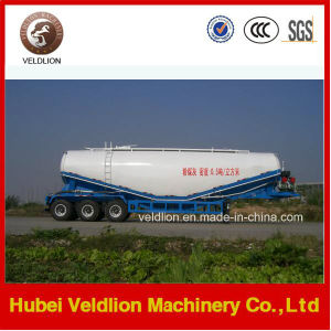 45cbm/45m3/45000L/45000liters Low Price Powder Flour Tanker Semi Trailer pictures & photos
