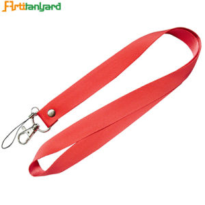 Factory Diect Fashion Nylon Lanyard pictures & photos