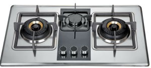 Three Burner Built-in Hob (SZ-LX-202)