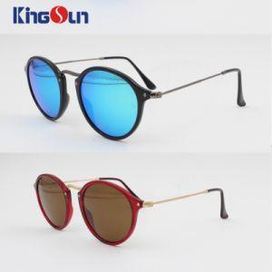 Famous Brand High Level Thin Acetate Sunglasses (KS1047) pictures & photos
