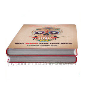 Hardcover Round Spain Hardcover Book Printing Service (jhy-394) pictures & photos