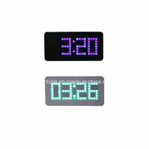Electronic LED Digital Wall Decorative Time Clock pictures & photos